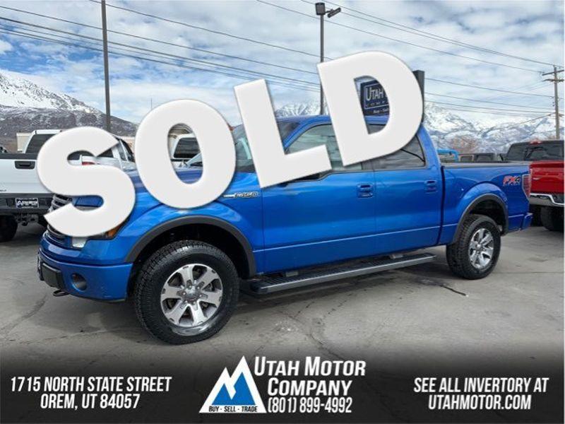 2012 Ford F-150 FX4   Orem, Utah   Utah Motor Company in Orem Utah