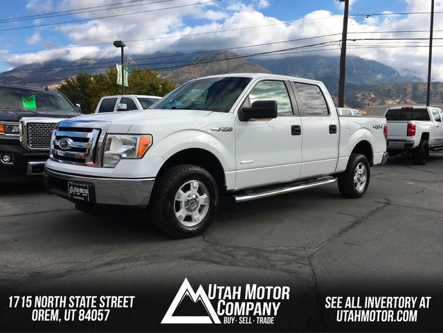 2012 Ford F-150 XLT in Orem, Utah 84057