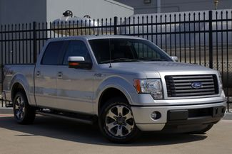 2012 Ford F-150 FX2* Leather- Crew Cab* EZ Finance--   Plano, TX   Carrick's Autos in Plano TX