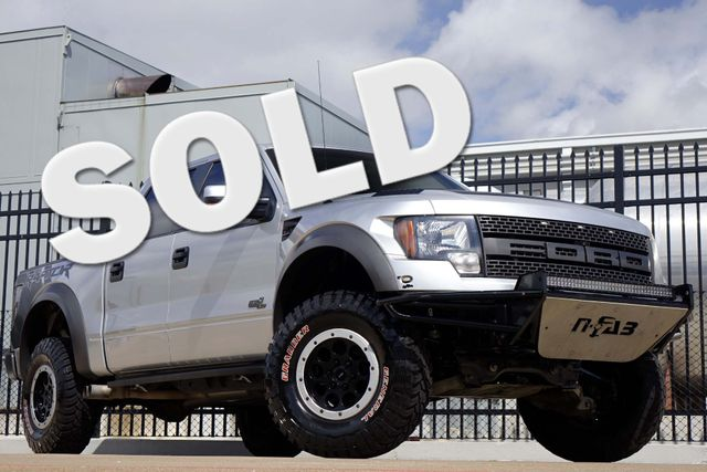 2012 Ford F-150 SVT Raptor * NAVI * Luxury Pkg * GRAPHICS *Extras! Plano, Texas