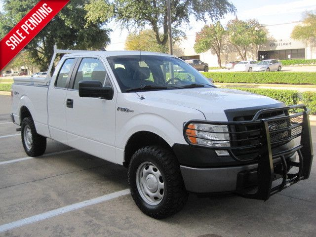 2012 Ford F150 Supercab XL 4x4, 1 Owner, Clean Carfax, X/Nice