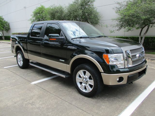 2012 Ford F-150 Lariat in Plano, Texas 75074