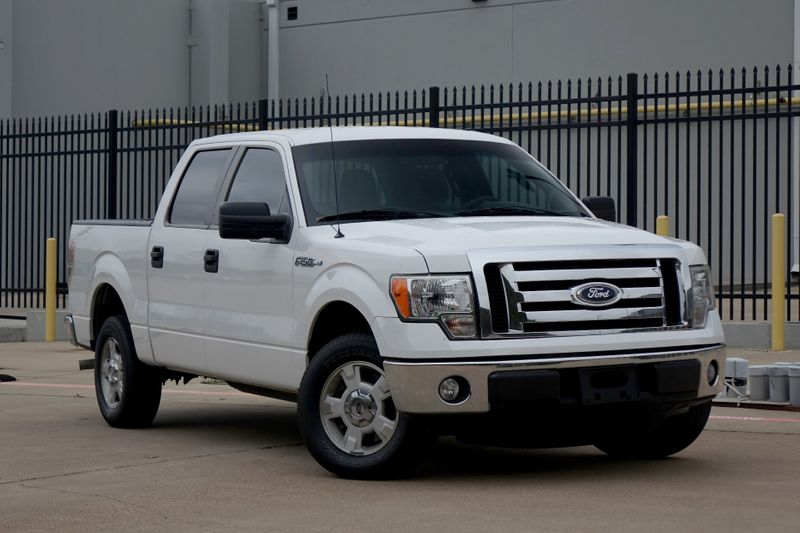 2012 Ford F-150 XLT* V6 Engine* Crew* 2WD* EZ Finance** | Plano, TX | Carrick's Autos in Plano TX