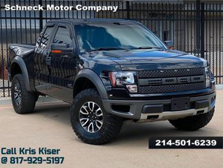 2012 Ford F-150 SVT Raptor in Plano, TX 75093
