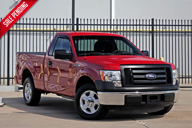 2012 Ford F-150 XL   Plano, TX   Carrick's Autos in Plano TX
