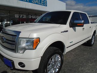 2012 Ford F-150 PLATINUM 4X4   Abilene TX  Abilene Used Car Sales  in Abilene, TX