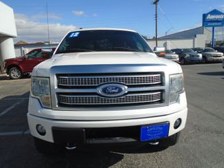 2012 Ford F-150 Platinum   Abilene TX  Abilene Used Car Sales  in Abilene, TX