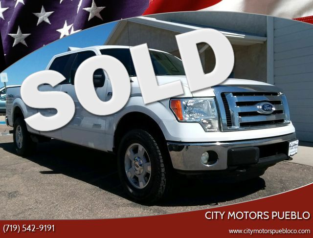 2012 Ford F-150 XLT Pueblo West, CO