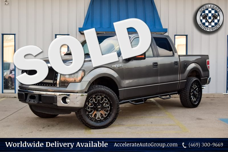 2012 Ford F-150 XLT in Rowlett Texas