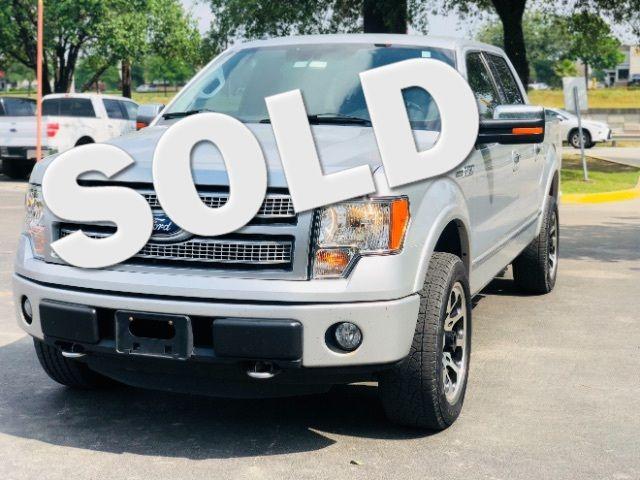 2012 Ford F-150 Platinum in San Antonio, TX 78233