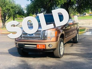 2012 Ford F-150 King-Ranch SuperCrew 5.5-ft. Bed 4WD in San Antonio, TX 78233