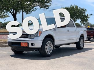 2012 Ford F-150 Platinum in San Antonio, TX 78233