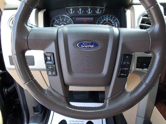 2012 Ford F-150 Lariat Shelbyville, TN 31