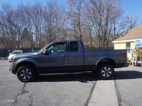 2012 Ford F-150 FX4 | Whitman, MA | Martin's Pre-Owned Auto Center in Whitman, MA