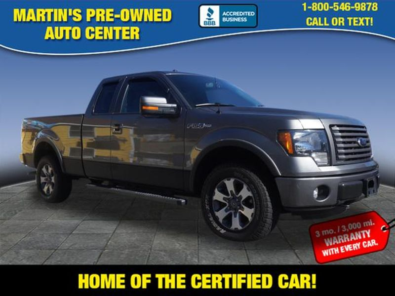 2012 Ford F-150 FX4 | Whitman, MA | Martin's Pre-Owned Auto Center