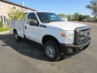 2012 Ford F-250 4x4 Reg-Cab Service Utility Truck   St Cloud MN  NorthStar Truck Sales  in St Cloud, MN