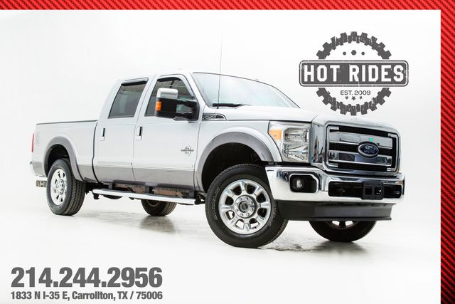 2012 Ford F-250 Lariat Ultimate
