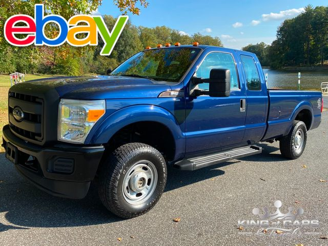 2012 Ford F-250 Ext Cab 4x4 LONG BED 6.2L V8 GAS ONLY 87K MILES 1-OWNER in Woodbury, New Jersey 08093