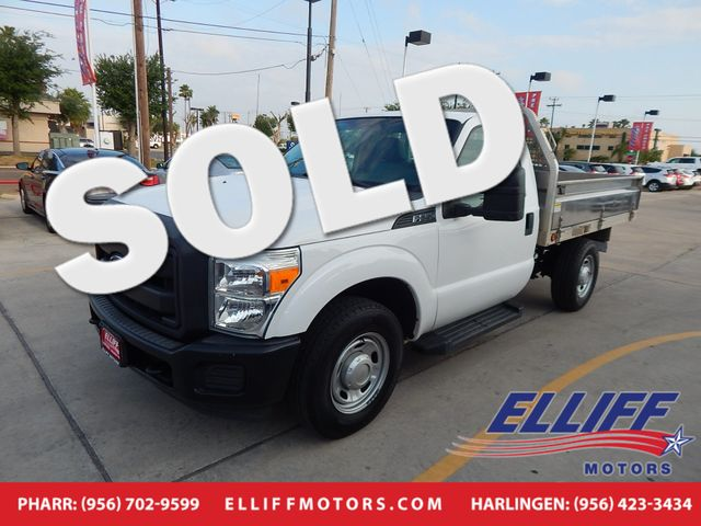 2012 Ford Super Duty F-250 Pickup XL UTILITYBED