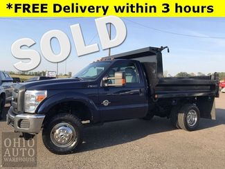 2012 Ford F-350SD XL Dump Bed 4x4 Powerstroke DIESEL 1-Own Cln Ca... in Canton, Ohio 44705