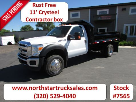 2012 Ford F-450 Dump Truck  in St Cloud, MN