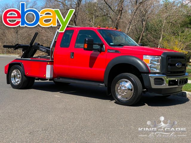 2012 Ford F-450 Supercab V10 DYNAMIC SELF LOADER MINT ONLY 16K MILES