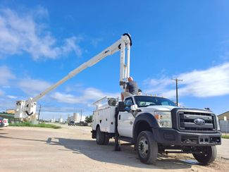 2012 Ford F-550 43' ALTEC INSULATED 2WD in Fort Worth, TX