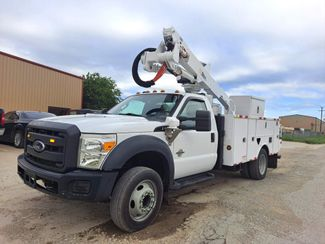 2012 Ford F-550 43' ALTEC INSULATED in Fort Worth, TX