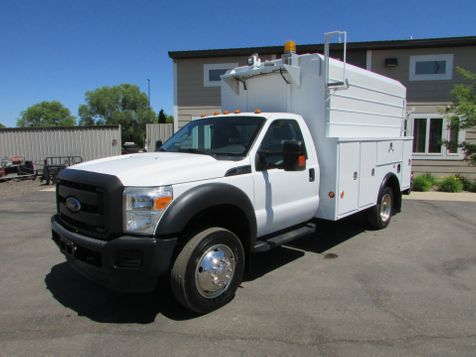 2012 Ford F-550 4x2 11' Service Utility Box  in St Cloud, MN