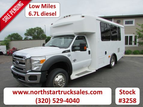 2012 Ford F-550 6.7 16-Passenger Bus  in St Cloud, MN