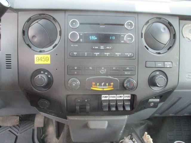 2012 Ford F-550 6.7 DIESEL 4X4 45FT VERSALIFT BOOM Lake In The Hills, IL 16