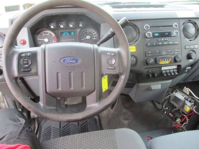 2012 Ford F-550 6.7 DIESEL 4X4 45FT VERSALIFT BOOM Lake In The Hills, IL 17