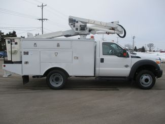 2012 Ford F-550 BUCKET BOOM TRUCK Lake In The Hills, IL 1