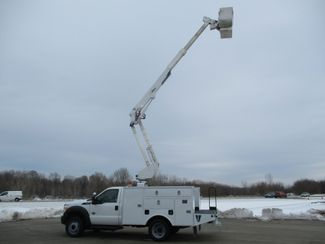 2012 Ford F-550 BUCKET BOOM TRUCK Lake In The Hills, IL 30