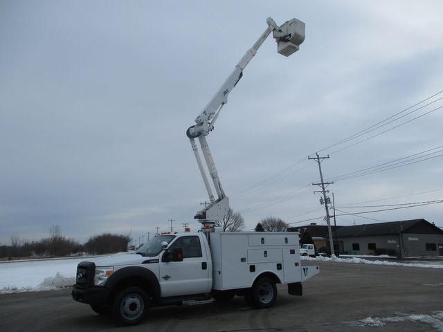 2012 Ford F-550 BUCKET BOOM TRUCK Lake In The Hills, IL 29