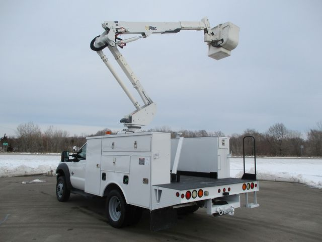 2012 Ford F-550 BUCKET BOOM TRUCK Lake In The Hills, IL 31
