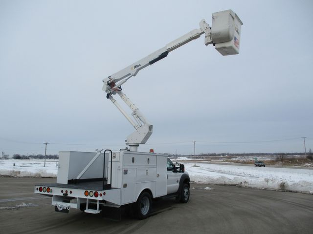 2012 Ford F-550 BUCKET BOOM TRUCK Lake In The Hills, IL 32