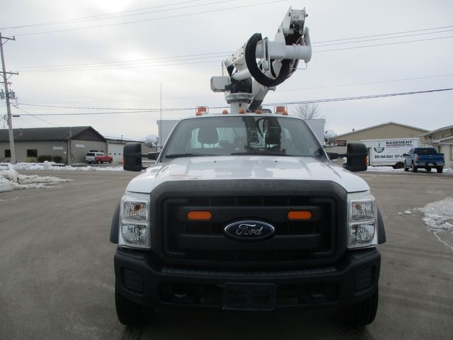 2012 Ford F-550 BUCKET BOOM TRUCK Lake In The Hills, IL 6