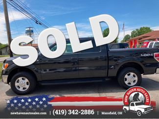 2012 Ford F-150 XLT 4X4 in Mansfield, OH 44903