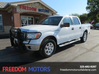 2012 Ford F-150 XLT 4X4 in Abilene,Tx, Texas 79605