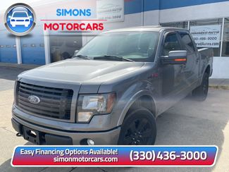 2012 Ford F150 SUPERCREW in Akron, OH 44320