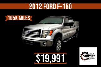 2012 Ford F150 SUPERCREW in Albuquerque, NM 87106