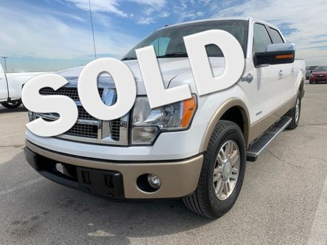 2012 Ford F150 King Ranch in Dallas