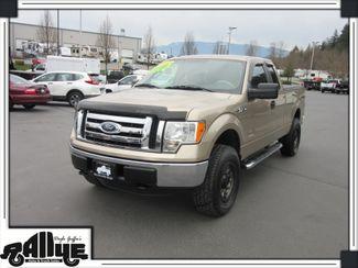 2012 Ford F150 XLT Q/Cab 4WD ECO in Burlington, WA 98233
