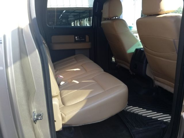 2012 Ford F150 Crew Cab 4x4 Houston, Mississippi 10