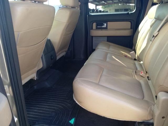 2012 Ford F150 Crew Cab 4x4 Houston, Mississippi 9