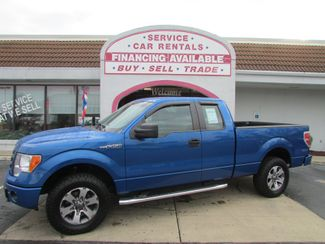 2012 Ford F150 SUPER CAB in Fremont OH, 43420
