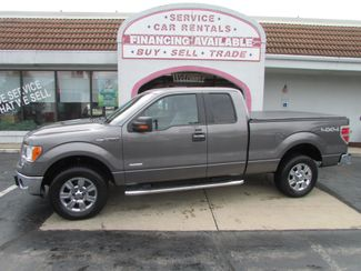 2012 Ford F150 XLT SUPER CAB 4WD in Fremont, OH 43420