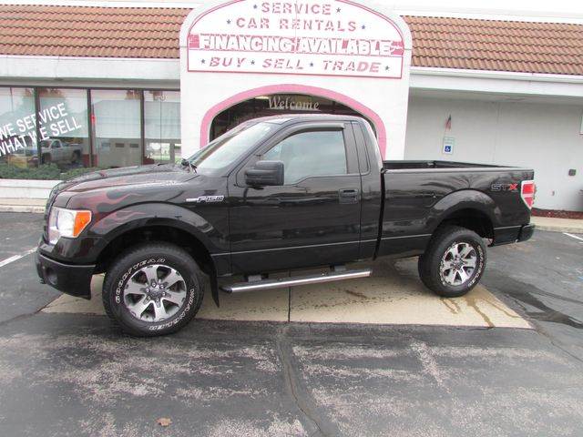 2012 Ford F150 SXT 4WD *SOLD