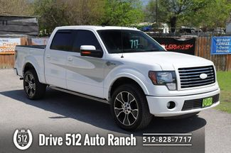 2012 Ford F150 HARLEY DAV 4WD NAVIGATION SUNROOF in Austin, TX 78745